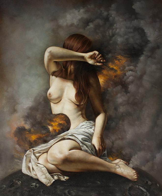 Ania Tomicka - Momentum, IDENTITY, Mostra collettiva a cura di Nero Gallery