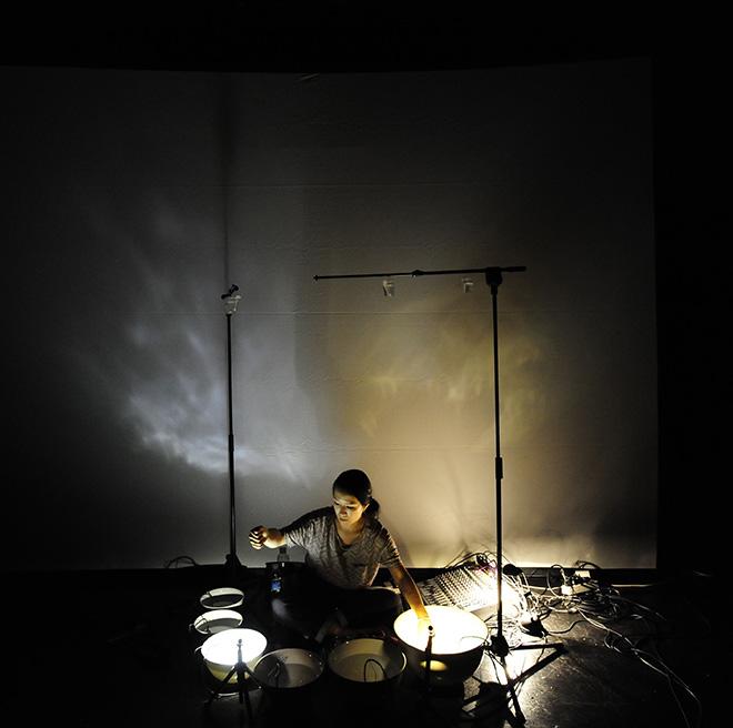 Tomoko Sauvage - NODE Festival 2018
