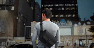 DAYFARER Sling | For the one who packs light and moves quick
