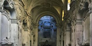 Chiesa di Santa Maria della Misericordia ai Vergini, Napoli. photo credit: Luigi Spina