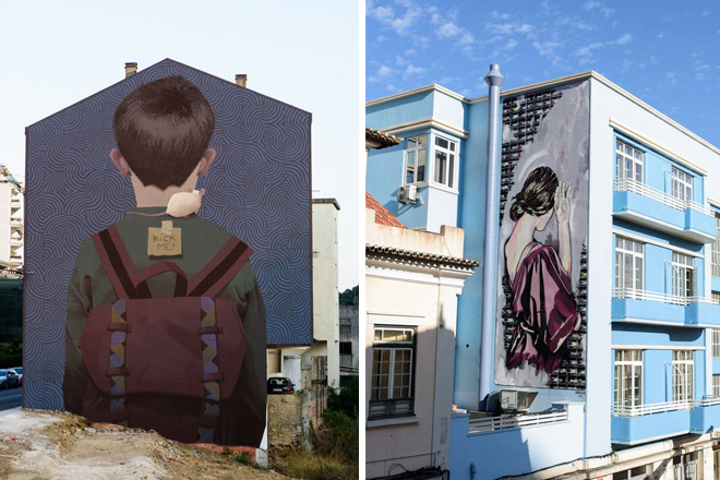 Arte Pública Leiria – Cultura urbana