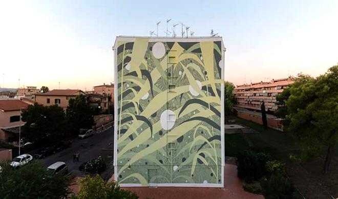 Tellas - Infestazioni, Erbario Urbano, Monterotondo Scalo, Roma. Photo credit: Eugenio Battaglini