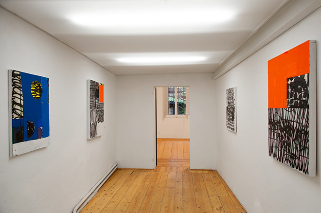 Stephen Smith - A Matter of Form. MAGMA gallery, installation view