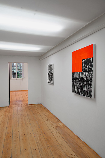Jan Kaláb - A Matter of Form. MAGMA gallery, installation view