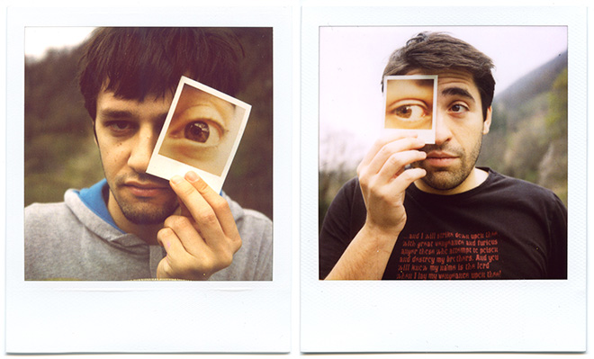 NEVERCREW in Polaroids - Photo by NEVERCREW