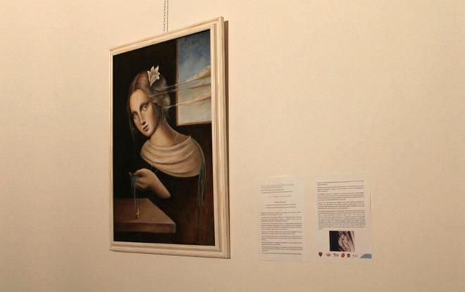 Federica Orsini – META FISICA: luce, materia e donna