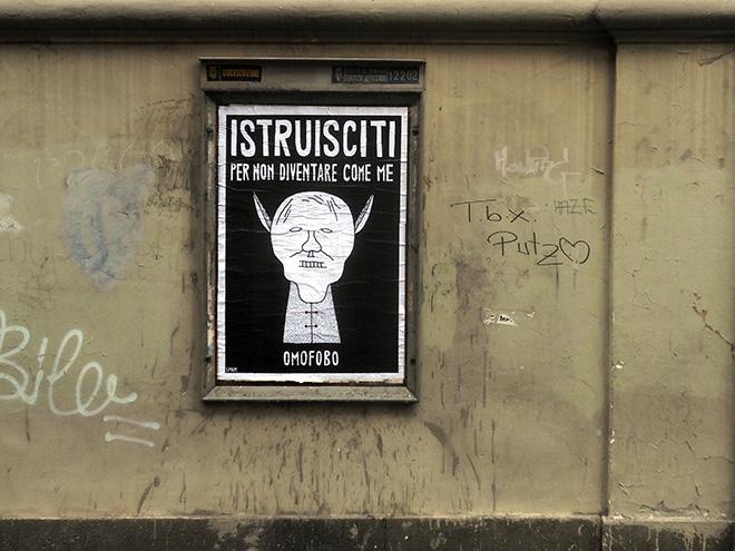 Guerrilla SPAM - La voce del popolo, Torino