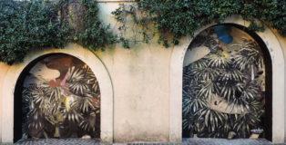 Jerico Cabrera Carandang - Natura Humilis, Selci (RI). PUBBLICA, Residenza d'arte urbana.