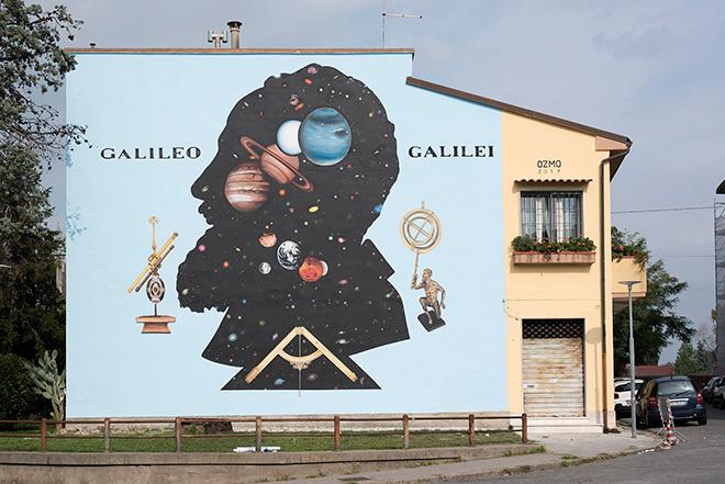 Ozmo - Galileo Galilei, Pisa