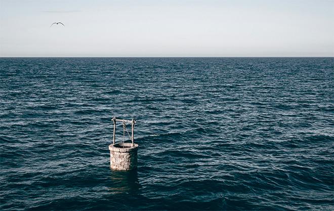 Pejac – Land Adrift