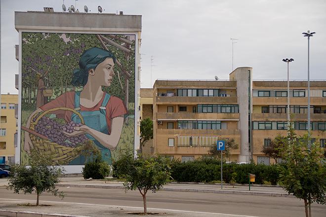 167 Art Project (II edizione) – Arte urbana a Lecce