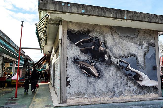 Luis Gomez de Theran – Street Frames