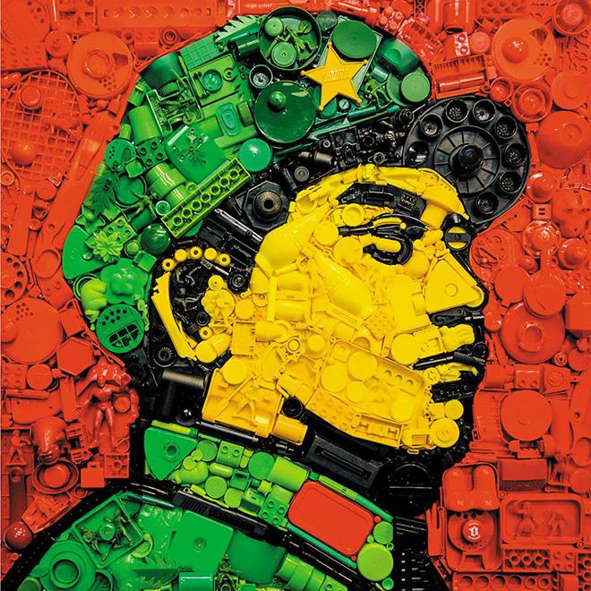 +Brauer - Plastic Icon, Mao Tse-tung