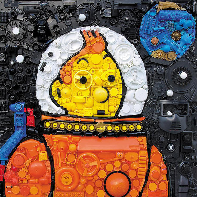 +Brauer - Plastic Icon, Tintin