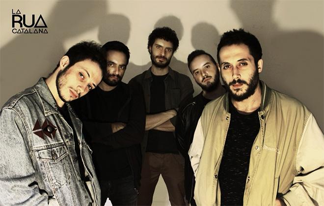 La Rua Catalana - Fonexénos, copertina album
