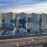 La grande onda di Kanagawa – Architettura creativa a Mosca