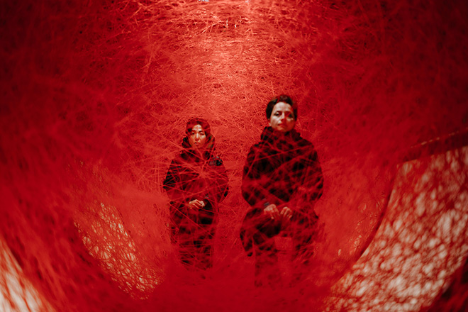 Chiharu Shiota – Lifelines