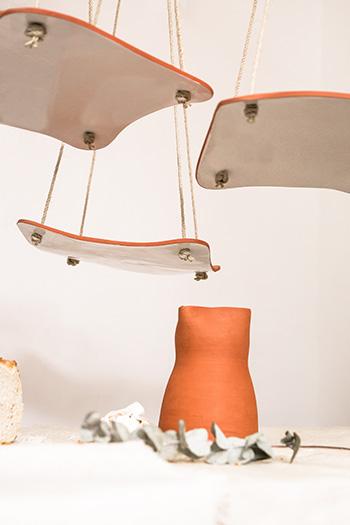 Flux - Designers: Luis Gimeno, Mariam Koraichi and Laia Navarro (Nyam - Mediterranean Lifestyle Revisited)