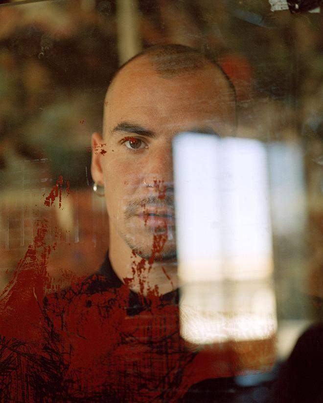Gonzalo Borondo - Portrait, photo credit: ©Federico Pestilli