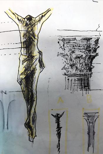 Sketch N̶O̶N̶ PLUS ULTRA - Gonzalo Borondo
