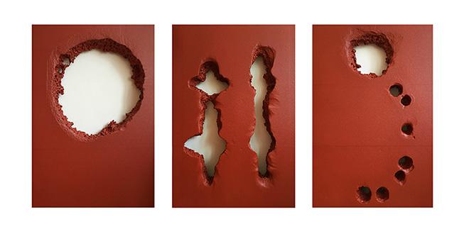 Vlad Olariu - Triptych (Halo - Last Moment - Miro)