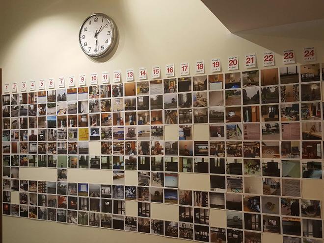 Baretto Beltrade - Camere Separate, Un'installazione di Fotografia Automatica