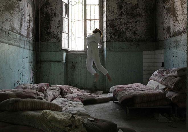 Simona Muzzeddu - Bordeline psychotic activity, 2014