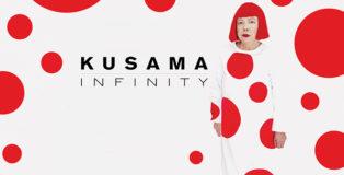 Kusama - Infinity, La vita e l'arte di Yayoi Kusama. Documentario di Heather Lenz, USA, 2018, 78'.