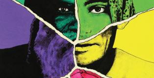 """Riccardo Buonafede - Art. 18 (dettaglio). Acrilico su carta 300gr. 35x50cm. Opera realizzata per il libro intitolato """"IN ARTE DUDU"""" creato per Amnesty International, progetto che ha coinvolto 29 artisti nell'illustrare gli articoli della Dichiarazione Universale dei Diritti Umani."""