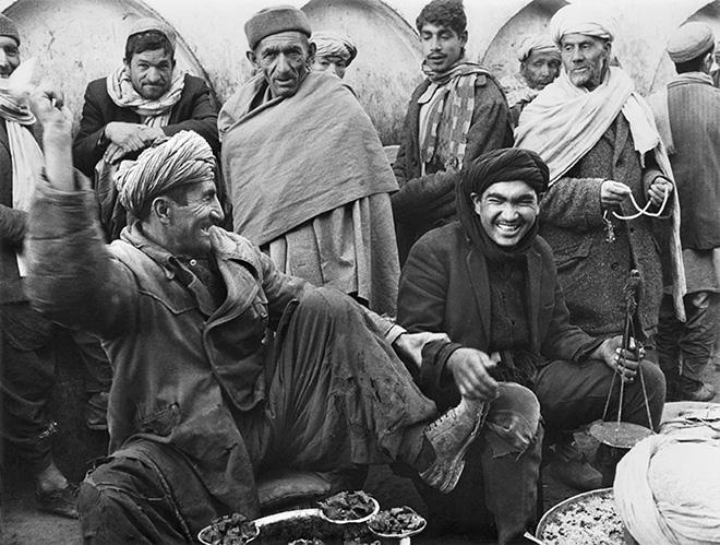 Lisetta Carmi - Afghanistan, 1972