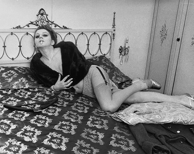 Lisetta Carmi - Travestiti, Genova, 1965-71
