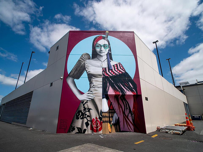 Fin Dac - Selenaia, Street Prints Manaia, Whangarei. photo credit: @yoshi_travel