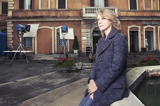 Jacopo Brogioni - Margherita Buy, attrice, Roma: Il Racconto di 100 Donne
