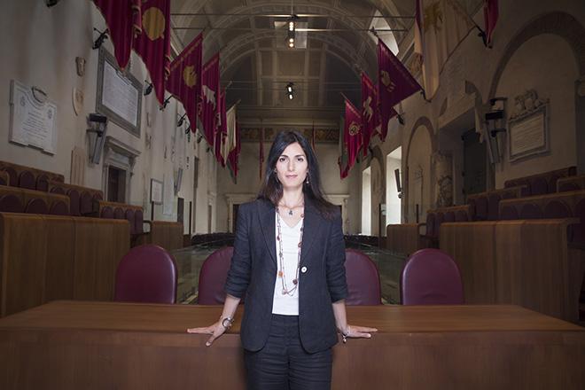 Jacopo Brogioni - Virginia Raggi, sindaca, Roma: Il Racconto di 100 Donne