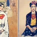 Lediesis – Supereroine a Firenze