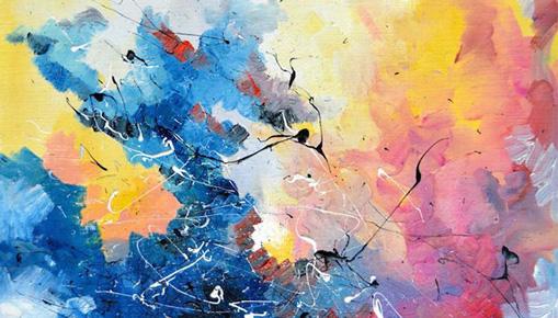 Melissa McCracken - Synesthetic art