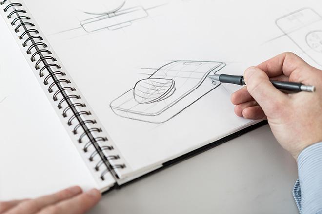 MOUZEN - Il bracciolo ergonomico da scrivania