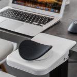 MOUZEN – Il bracciolo ergonomico da scrivania