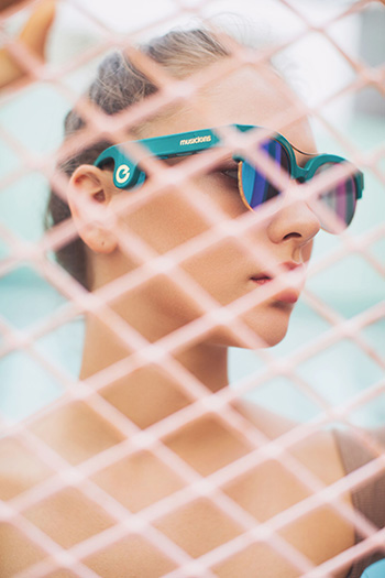 MusicLens - Advanced Bone Conduction Audio Glasses