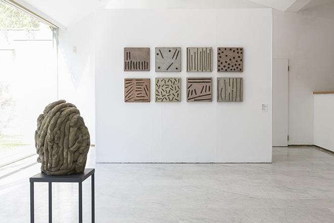 Anna Maria Maiolino - O AMOR SE FAZ REVOLUCIONÁRIO, Installation View, PAC Milano. photo credit: Nico Covre Vulcano