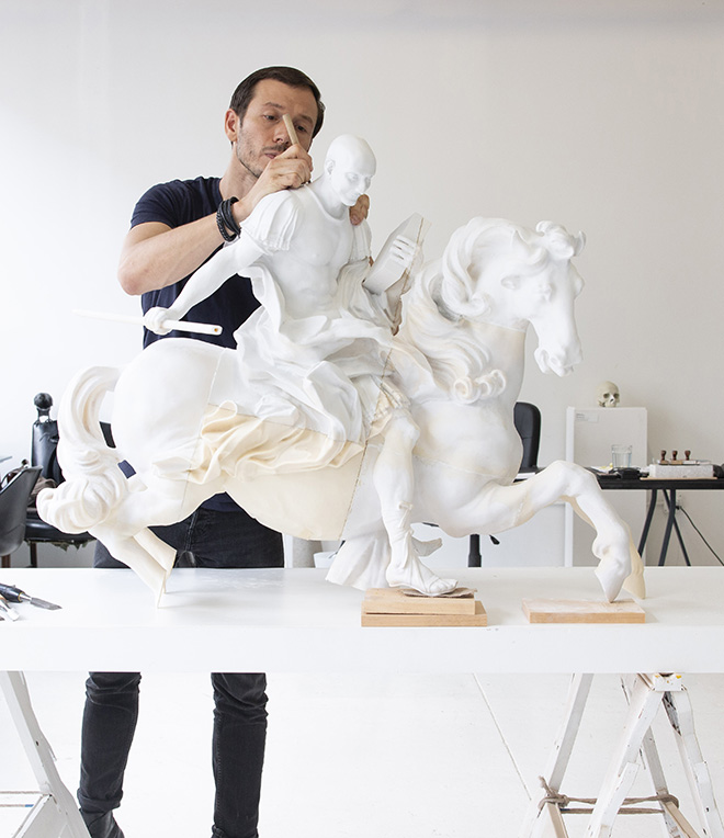 Sebastian ErraZuriz - The Beginning of the End (Behind the scene), The Elizabeth Collective, NY