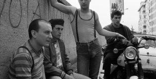 ©Fabio Sgroi - GENOVA NAPOLI PALERMO - La sottocultura punk nell'Italia degli anni '80
