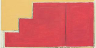 Antonio Freiles - Senza Titolo, 2013, oil on canvas, 50x60 cm.