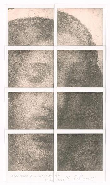 Maurizio Galimberti - Il Cenacolo di Leonardo da Vinci, pag. 51. SKIRA Editore