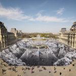 JR – Louvre: Il segreto della grande piramide