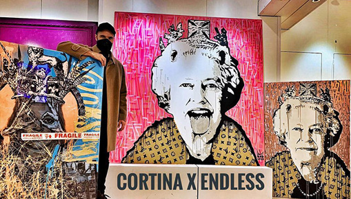 Endless - Street Art in Ampezzo