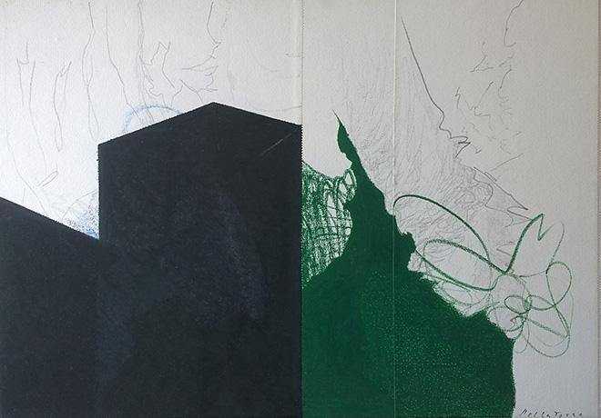 Enrico Della Torre – Pastelli Dal 1960 agli anni recenti