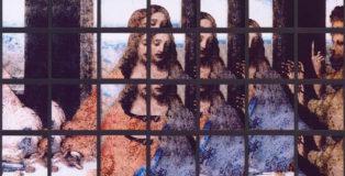 Maurizio Galimberti - Il Cenacolo di Leonardo da Vinci