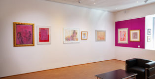 Artrust - Into the Pink. Il rosa nell'arte in mostra a Melano