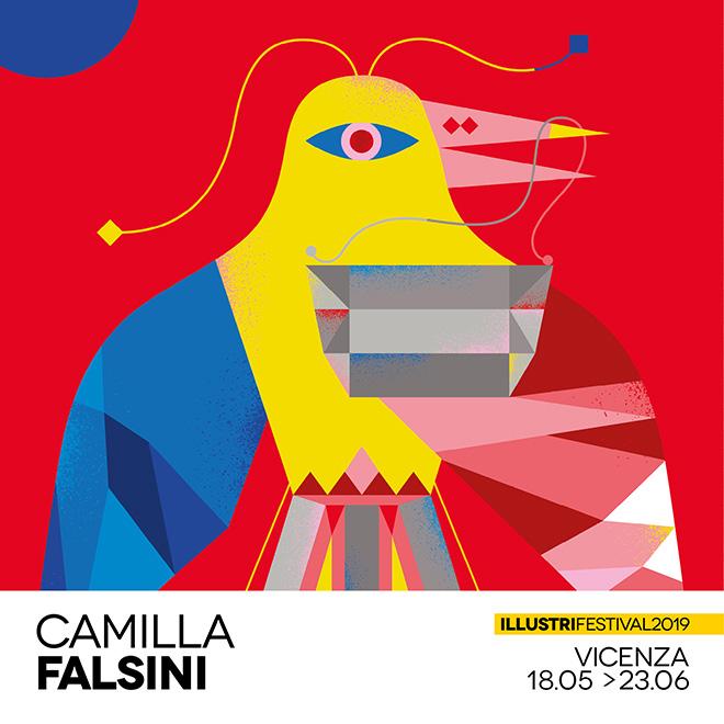 Camilla Falsini - ILLUSTRI, 2019
